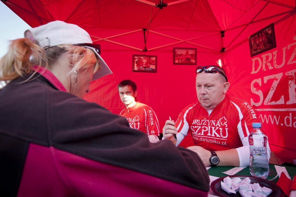 Drużyna Szpiku: rejestracja potencjalnych dawców