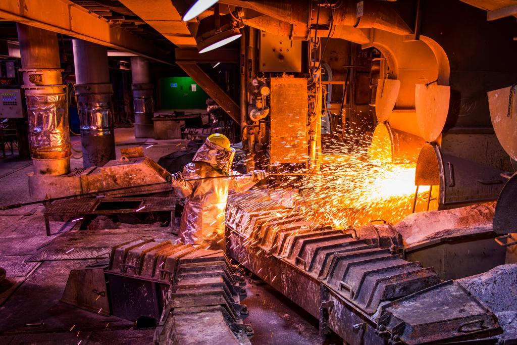 Głogów Copper Smelter and refinery
